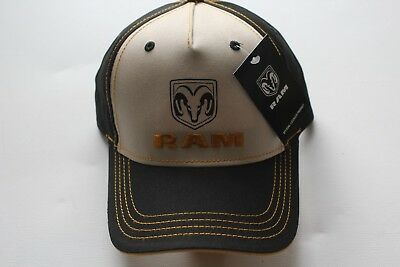 Dodge Ram Cap Powered Since 1914 Licensed Cap Kappe One Size Klett