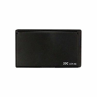JJC LCD Screen Hood Protector for Sony A6500/A6300/A6000 - Black