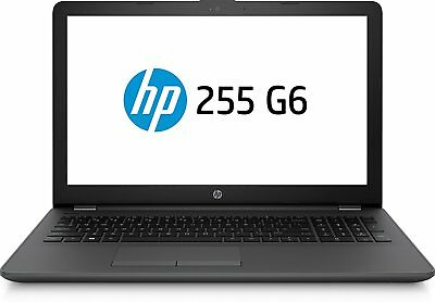 "Notebook HP 255 G6 15.6"" AMD E2-9000 Radeon R2 4Gb DDR4 500GB DVD-RW FreeDos"
