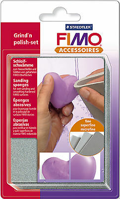 Fimo Accessory Grind N Polish Set Tools For Soft Effect Professional Clay