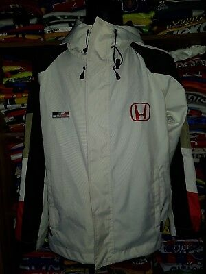 BAR HONDA F1 TEAM JACKET SIZE L/XL  (h598d)