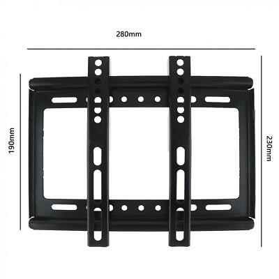 TV Wall Mount Bracket Flat Panel TV Frame  for 14 - 42 Inch LCD LED Monitor