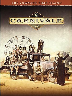 New Dvd - Carnivale The Complete First Season Hbo Series 1St