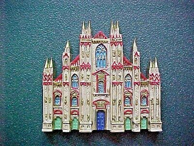 CATHEDRALS OF THE WORLD CHRISTMAS ORNAMENT  CATHEDRAL of MILAN
