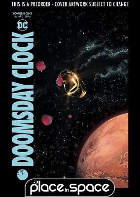 (Wk10) Doomsday Clock #9A - Preorder 6Th Mar