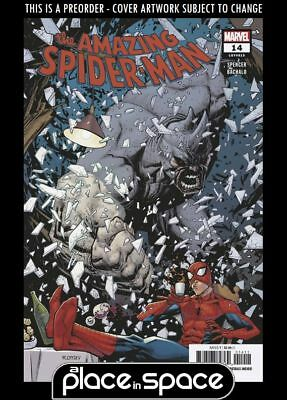 (Wk05) Amazing Spider-Man, Vol. 5 #14A - Preorder 30Th Jan
