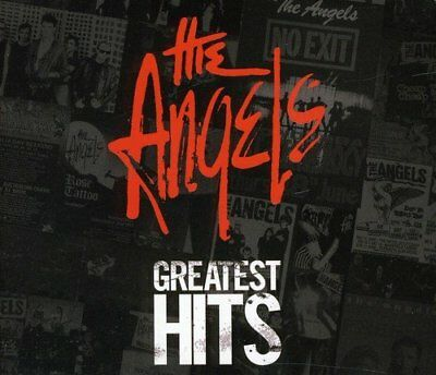 Greatest Hits by The Angels (Australia) (CD + DVD, Nov-2011, Liberation) NEW