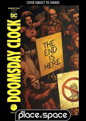Doomsday Clock #1B - Regular Edition (Wk47)