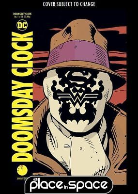 Doomsday Clock #1A - 3D Lenticular Cover (Wk47)