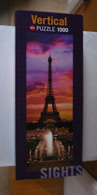 Jigsaw Paris Piece Vertical Heye Night Puzzle 1000 In nw80OXkP