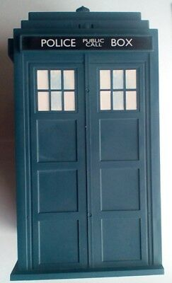 Official Tardis Storage Box for Dr Who Battles In Time Trading Card Game