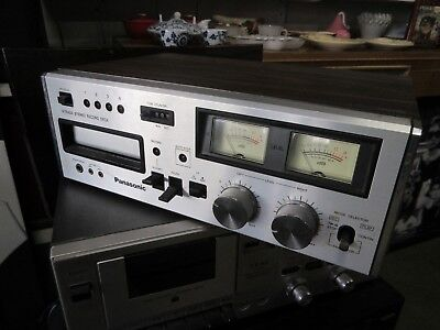 Are absolutely vintage panasonic electronics