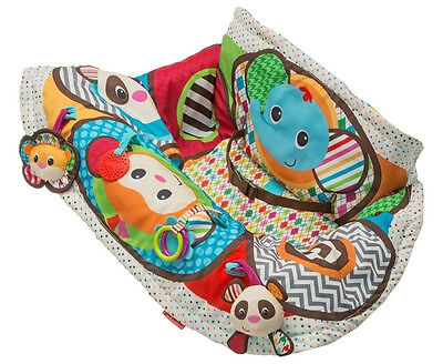 Infantino Unisex Baby Play and Away Jungle Style Cart Cover (204-115) Brand New
