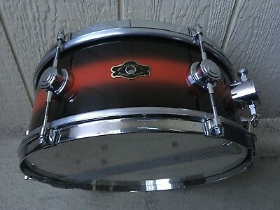 Camco / George Way Red/black Duco Snare Drum