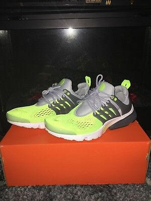sale retailer faa17 7be43 ... reduced new in box nike air presto ultra breathe 898020 004 size mens 9  retail 8ff05
