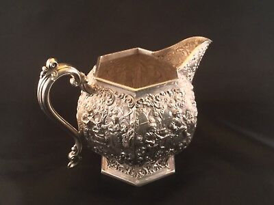 Dutch Revival Water Pitcher
