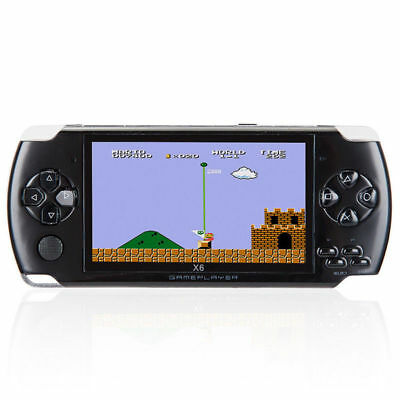 "Portable PSP Handheld Game Console 4.3"" 32bit 8GB Classic 10000 Games Built-In"