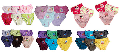 New Kids/children/ Boys& Girls Underwear/undies Ben10 Cars Thomas Dora Princess