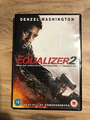 The Equalizer 2, - DVD