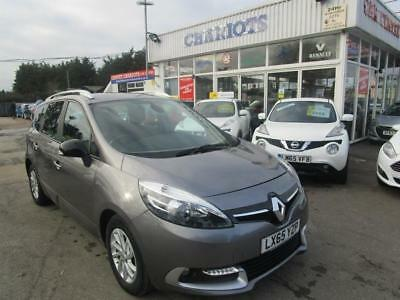 2015 Renault Grand Scenic 1.6 dCi ENERGY Limited Nav (s/s) 5dr