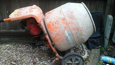 petrol belle mixer used condition