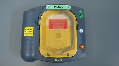 Philips HeartStart Onsite AED Trainer M5085A Trainer AED W. Soft Case (NO PADS)