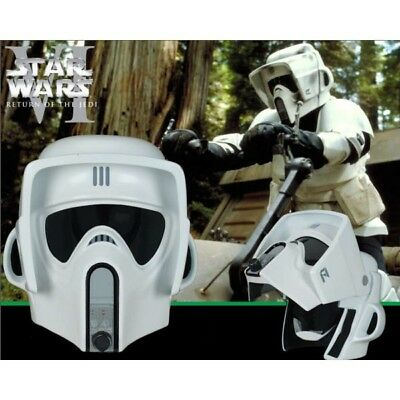 Star Wars Efx Collectibles Scout Trooper Replica Helm 1:1