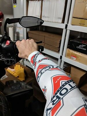 Victory Motorcycle Compression Sleeves - XLARGE