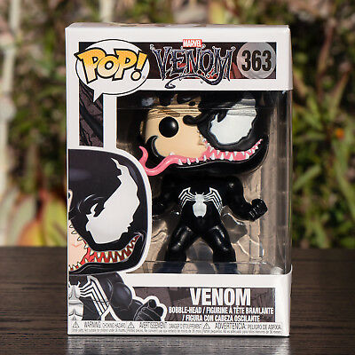 IN HAND Funko Pop! Marvel Venom Eddie Brock #363 *Ships Double-Boxed and Padded*