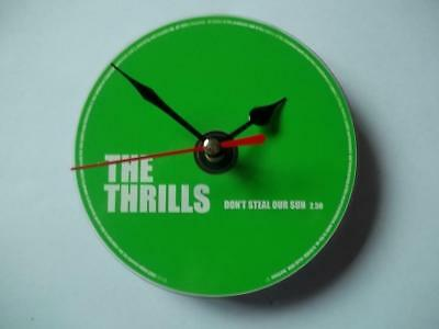 THE THRILLS Don't Steal Our Sun CD Clock