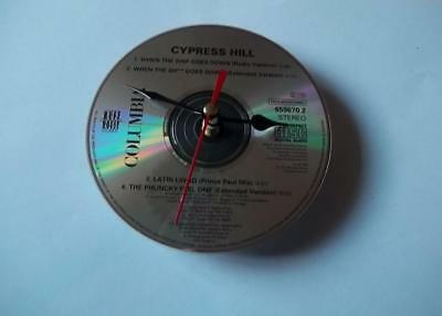 CYPRESS HILL When the Sun Goes Down CD Clock