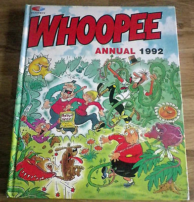 The WHOOPEE ANNUAL Book 1992