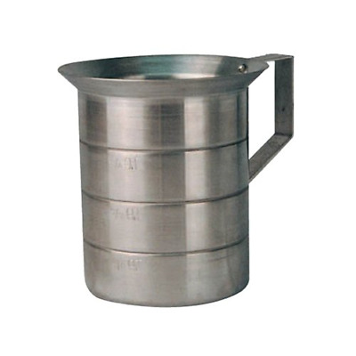 Winware Aluminum Measure 1 Quart
