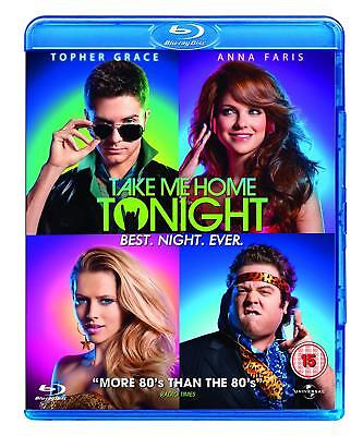 Take Me Home Tonight Blu-ray Disc 2011