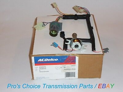 AC-DELCO WIRING HARNESS With Attached TCC Solenoid--Fits 1996-2002 4L60E &  4L65E