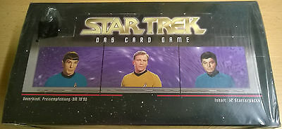 Star Trek TOS Das Card Game Starter Box (Sealed)