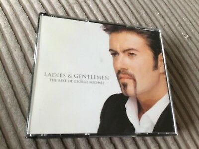 The Best Of George Michael - 2 X Greatest Hits Cd Set - Fast Love / Faith / As +