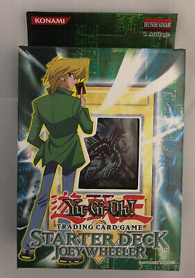 YuGiOh - Yu-Gi-Oh - Joey Wheeler Starter First Edition German (Mint, Sealed)