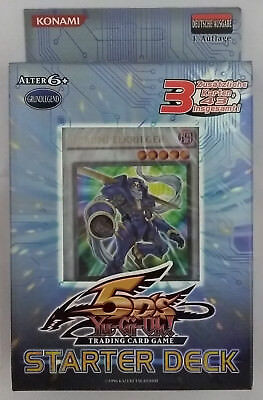 YuGiOh - Yu-Gi-Oh - 5DS Starter Deck First Edition German (Mint, Sealed)