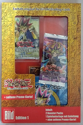 YuGiOh - Yu-Gi-Oh - Bild Edition 1 (Mint, Sealed)
