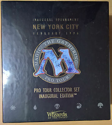 Magic the Gathering WOC 6801- 1996 Pro Tour Collector Set Limited (Mint, Sealed)