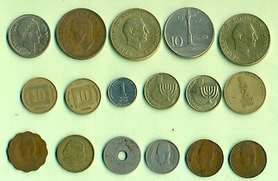 World Coins Lot