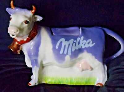 Paul Cardew   Sunshine Ceramics MILKA Cow Teapot 1987