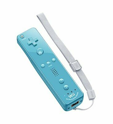 Official OEM Nintendo Wii Remote Plus -- Blue