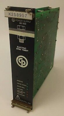 Sieb & Meyer K258957 Power Supply 32/100 26.38010.4 L960808E,26.38.09B2 L910409E