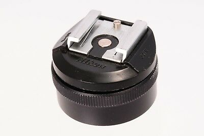 Nikon AS-1 Flash Coupler Hot Shoe Adapter For F F2