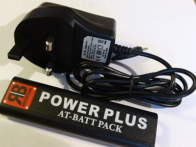 RNB Lithium-Ion Rechargeable pack for all Garrett AT Series Metal Detectors.