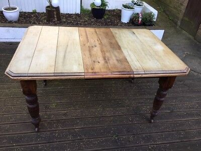 Antique Victorian Extending Dining Table