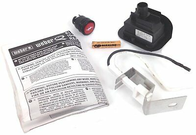 Weber Factory OEM 80475 Igniter Kit