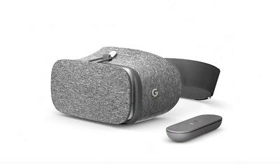Google Daydream View VR Headset by Google Slate Virtual Reality Headset New